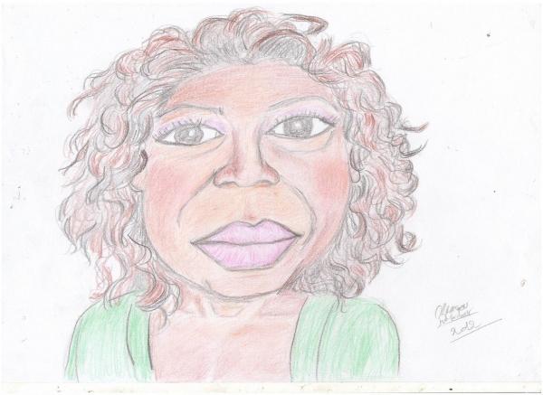 Oprah Winfrey par chamssou